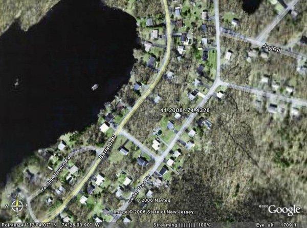 102157: 157. VERNON TOWNSHIP (SUSSEX CO., NJ) 11,500 sq