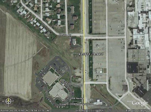 102164: 164. TOWN OF WHEATFIELD (NIAGARA CO., NY) 220'