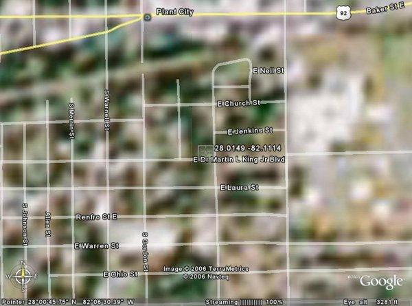 102172: 172. PLANT CITY AREA (HILLSBOROUGH CO., FL) 4,4