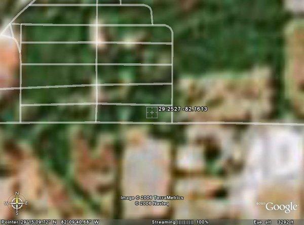 102215: 215. REGAL PARK AREA (MARION CO., FL) 50' x 100