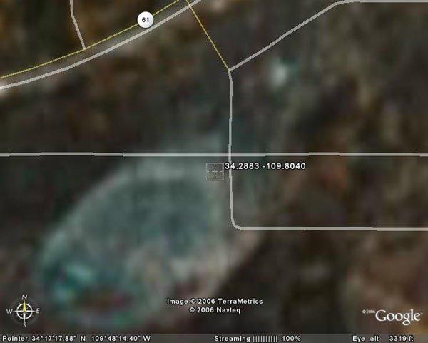5. VERNON AREA (APACHE CO., AZ) 1 acre.