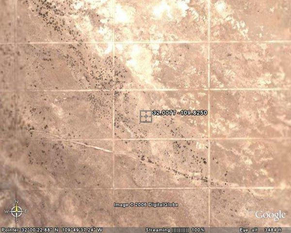 11. ARIZONA SUNSITES (COCHISE CO., AZ) 1 lot.