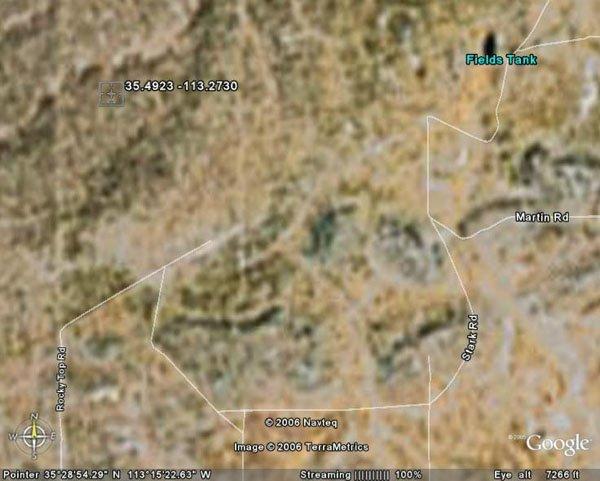 16. NELSON AREA (YAVAPAI CO., AZ) 40 acres.