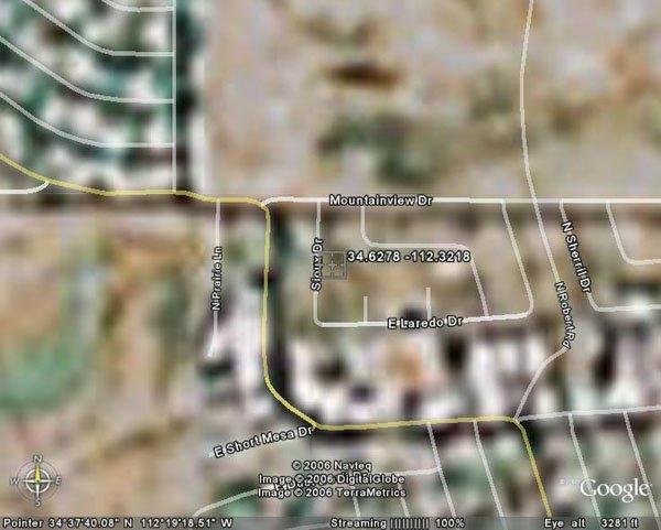 18. PRESCOTT VALLEY (YAVAPAI CO., AZ) 8,276 square feet