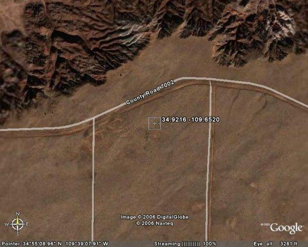 19. PETRIFIED FOREST AREA (APACHE CO., AZ) 40 acres.