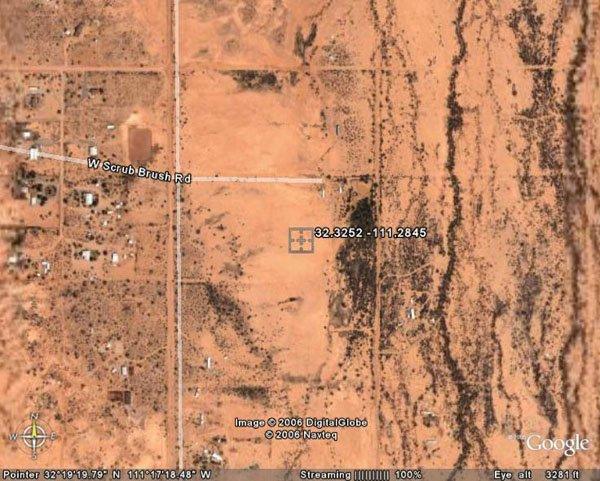 21. MARANA AREA (PIMA CO., AZ) 5 acres.