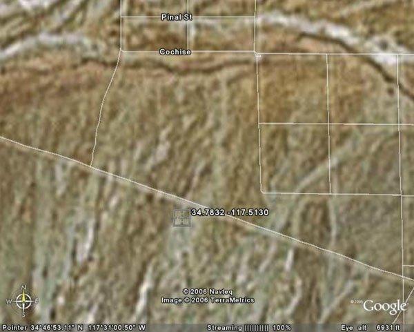 23. ANTELOPE VALLEY AREA (LOS ANGELES CO., CA) 5 acres.