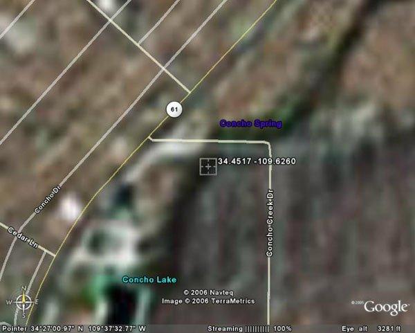 24. CONCHO AREA (APACHE CO., AZ) 14,250  square feet.