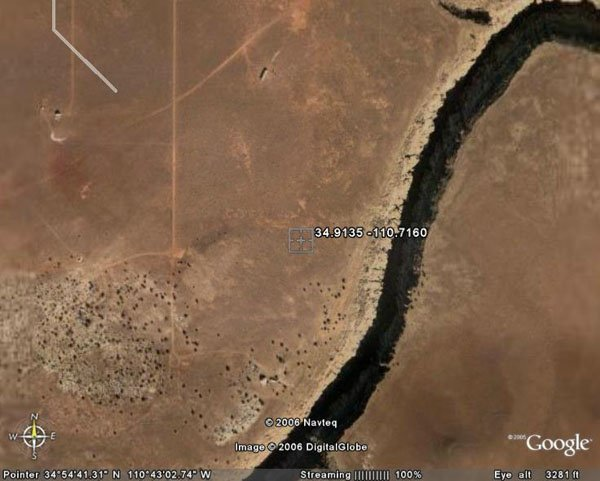 38. WINSLOW AREA (NAVAJO CO., AZ) 40 acres.