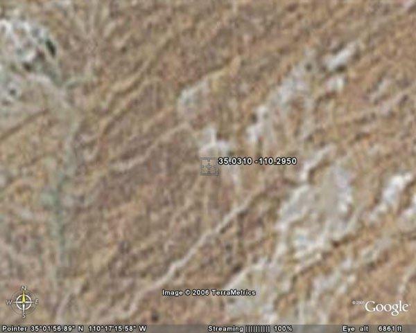 103135: 135. HOLBROOK AREA (NAVAJO CO., AZ) 40 acres.