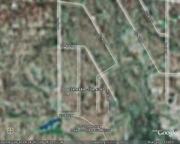 103143: 143. ST. JOHN AREA (APACHE CO., AZ) 1 acre.