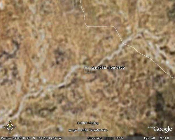 103145: 145. TAYLOR AREA (NAVAJO CO., AZ) 38 acres.