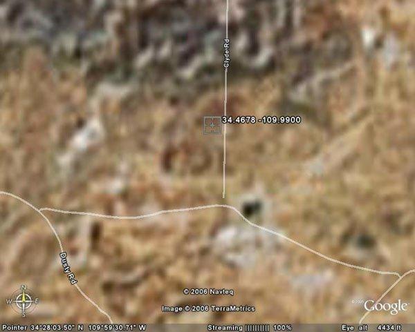 103165: 165. TAYLOR AREA (NAVAJO CO., AZ) 39 acres.