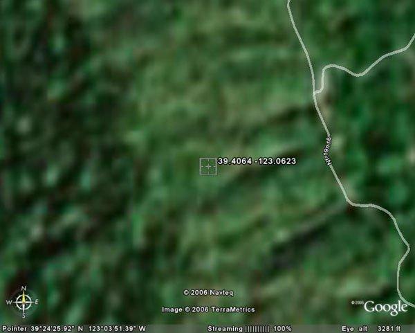 159. POTTER VALLEY AREA (MENDOCINO CO., CA) 10 acres.
