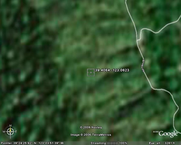 159. POTTER VALLEY AREA (MENDOCINO CO., CA) 10 acres.