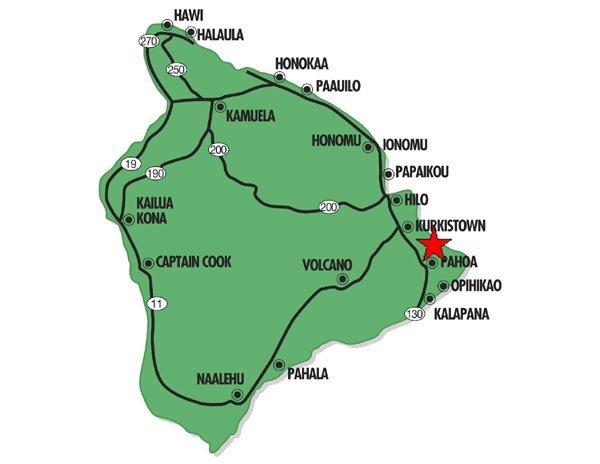 172. AINALOA SUBDIVISION (HAWAII CO., HI) 12,000 square