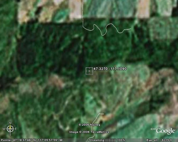 105021: 21. LATAH AREA (SPOKANE CO., WA) 10 acres.