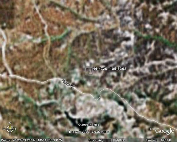 105023: 23. MILES CITY AREA (CUSTER CO., MT) 40 acres.