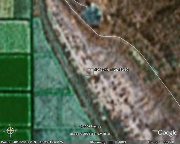 105024: 24. MADELINE/TERMO AREA (LASSEN CO., CA) 36 acr