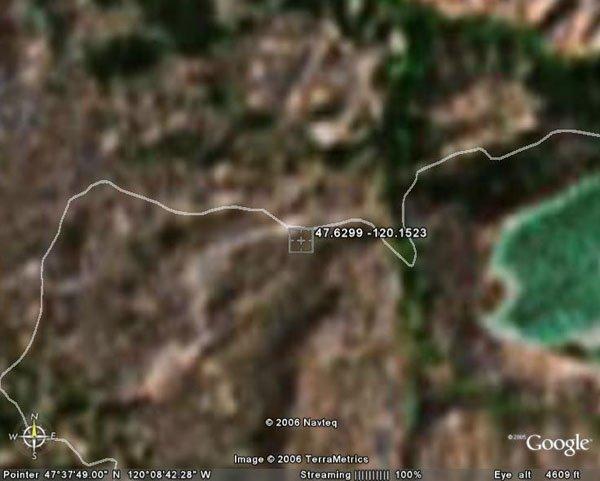 105146: 146. WATERVILLE AREA (DOUGLAS CO., WA) 1 lot.