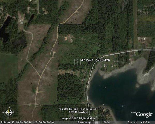 105153: 153. SHELTON AREA (MASON CO., WA) 1 lot.