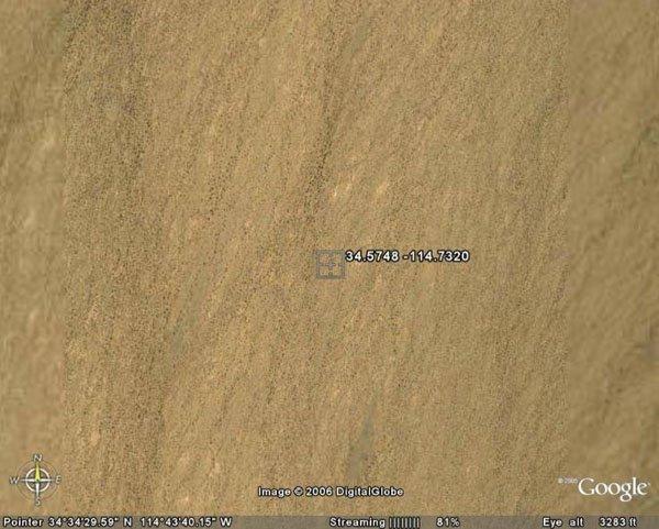 105155: 155. NEEDLES AREA (SAN BERNARDINO CO., CA) 10 a