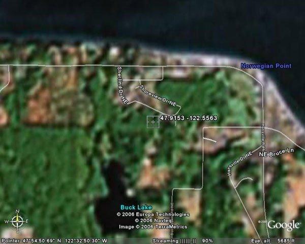 105160: 160.  HANSVILLE AREA (KITSAP CO., WA) 14,800 sq