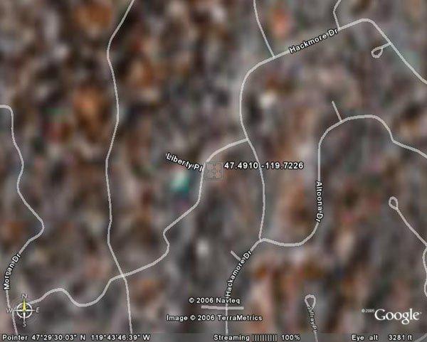 105161: 161. RIMROCK MEADOWS (DOUGLAS CO., WA) 1 lot.