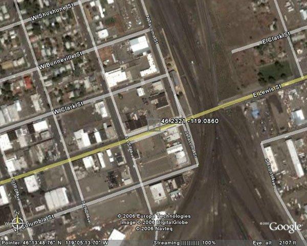 105167: 167. CITY OF PASCO (FRANKLIN CO., WA) 1 lot.