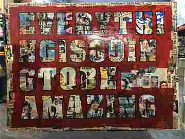PETER TUNNEY Everything is Going to be Amazing