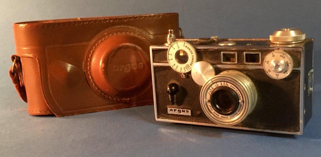 Vintage Argus C3 50mm Camera