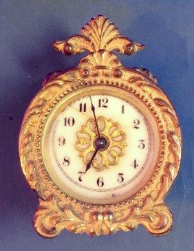 Antique Waterbury Miniature Clock