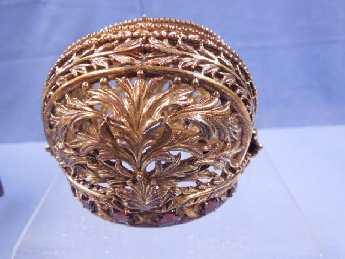 House of Faberge Sterling Silver Crown - 3