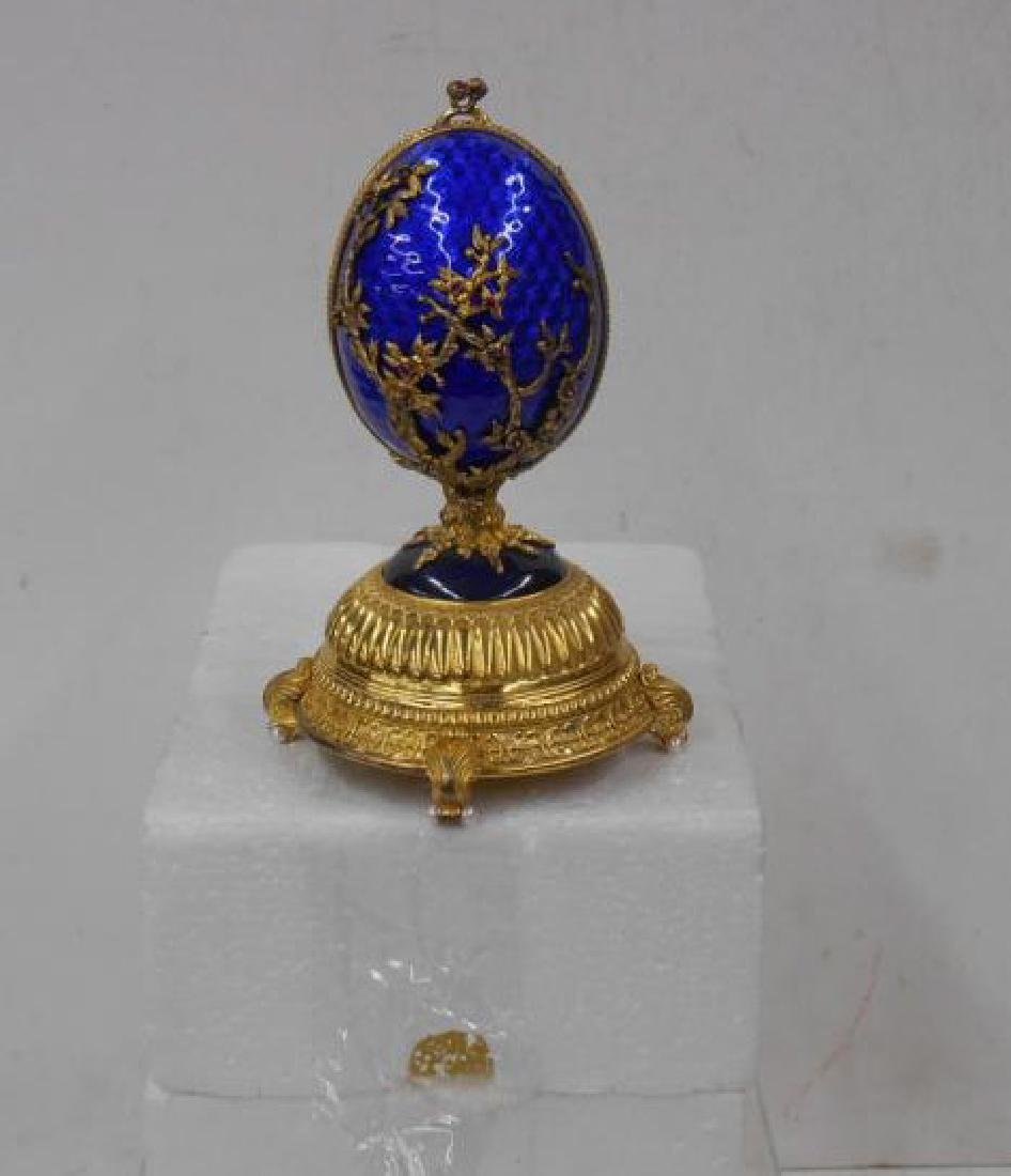 House of Faberge Firebird Imperial Egg