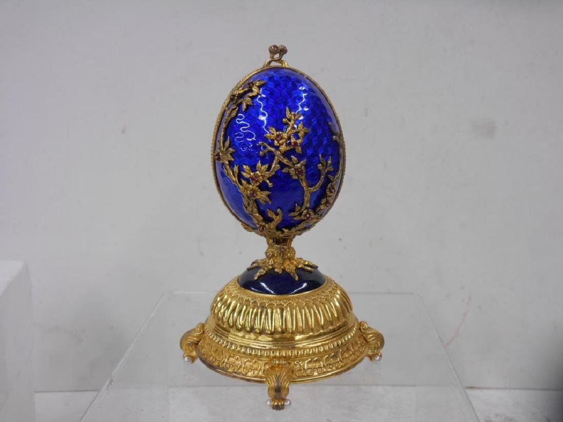 House of Faberge Firebird Imperial Egg - 2