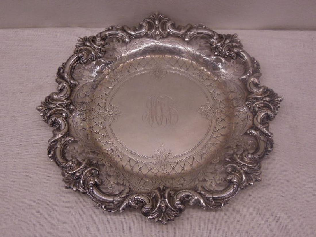 Frank Smith Sterling Silver Tray