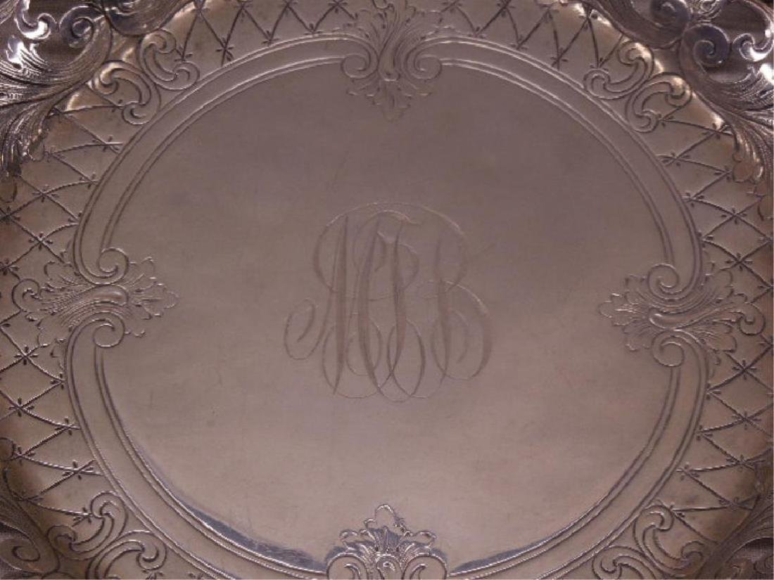 Frank Smith Sterling Silver Tray - 3