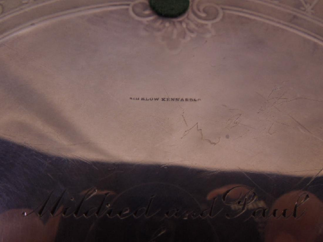Frank Smith Sterling Silver Tray - 6