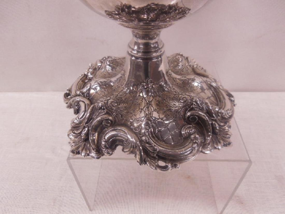Frank Smith Sterling Silver Centerpiece - 2