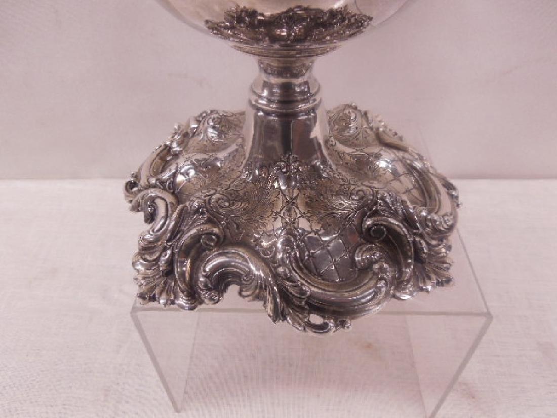 Frank Smith Sterling Silver Centerpiece - 2