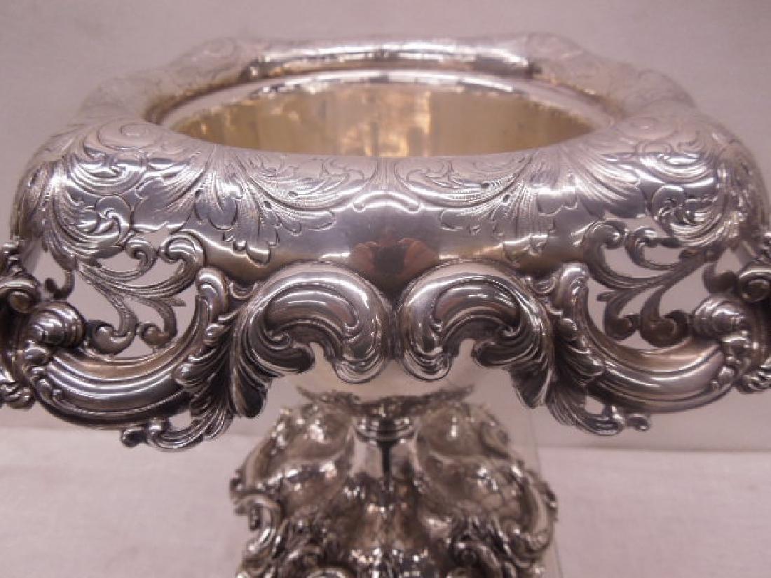 Frank Smith Sterling Silver Centerpiece - 3