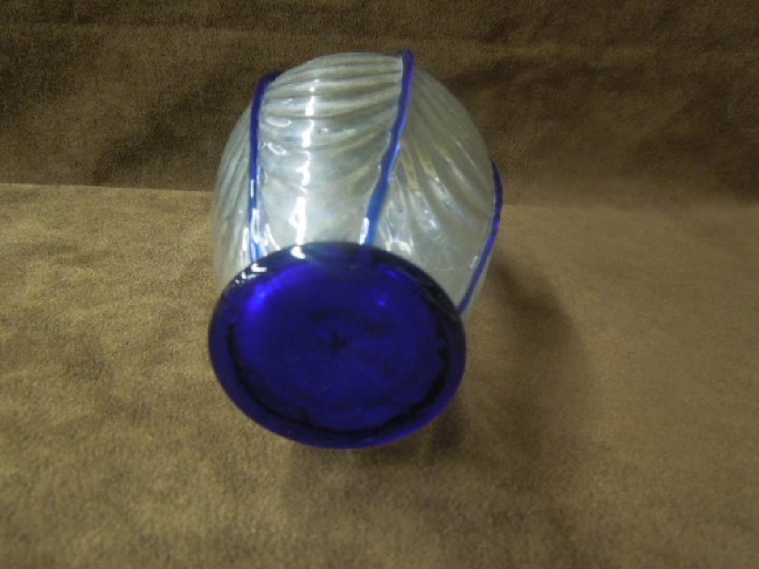 Val St. Lambert Art Glass Atomizer Lamp - 3