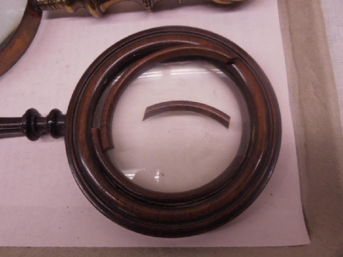 Antique Magnifying Glasses - 5