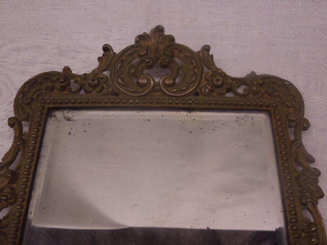 Continental Bronze Mirrored Tray - 2