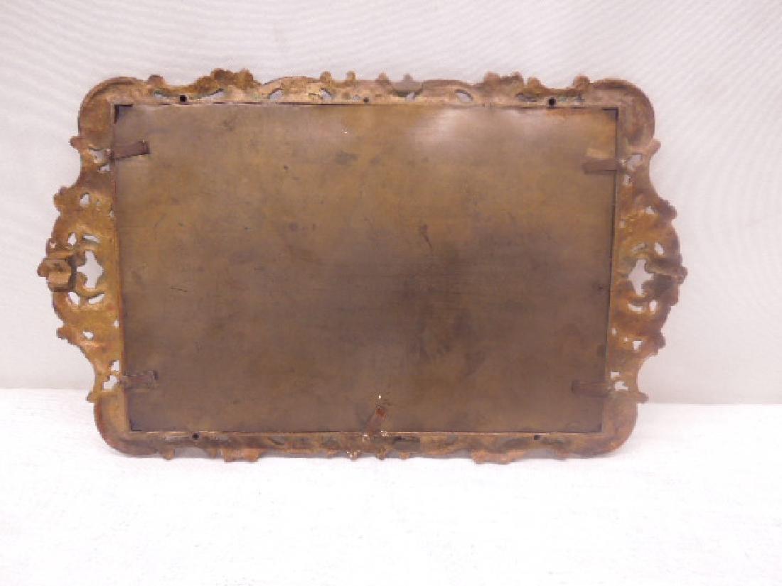 Continental Bronze Mirrored Tray - 4