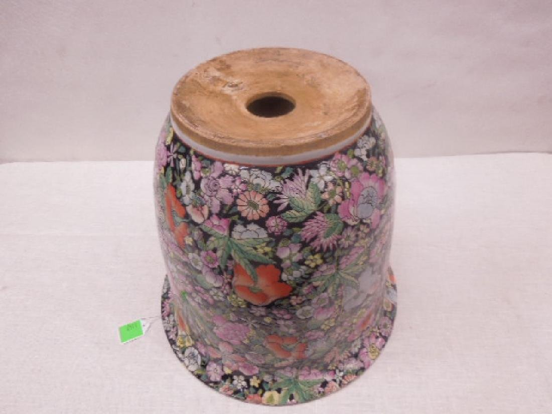 Contemporary Chinese Porcelain Planter - 7