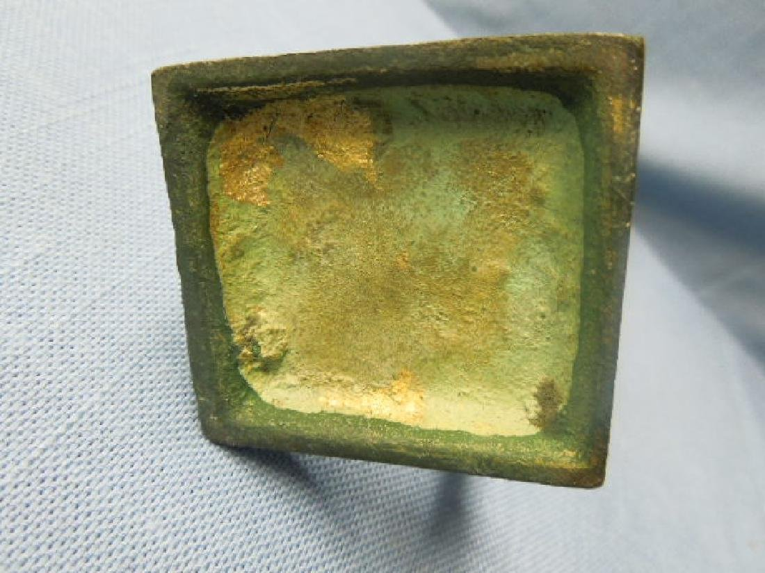 Continental Bronze Satyr/Faun Figure - 6
