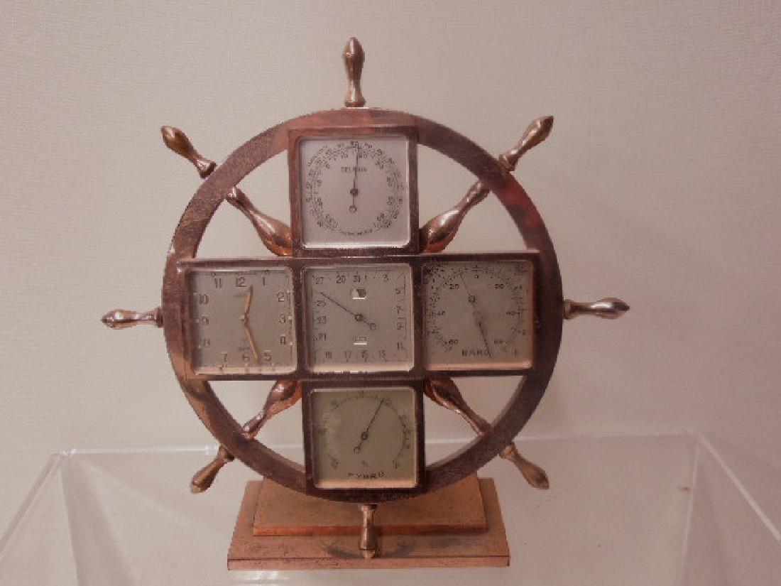 1940's Angelus Naveo Model Clock