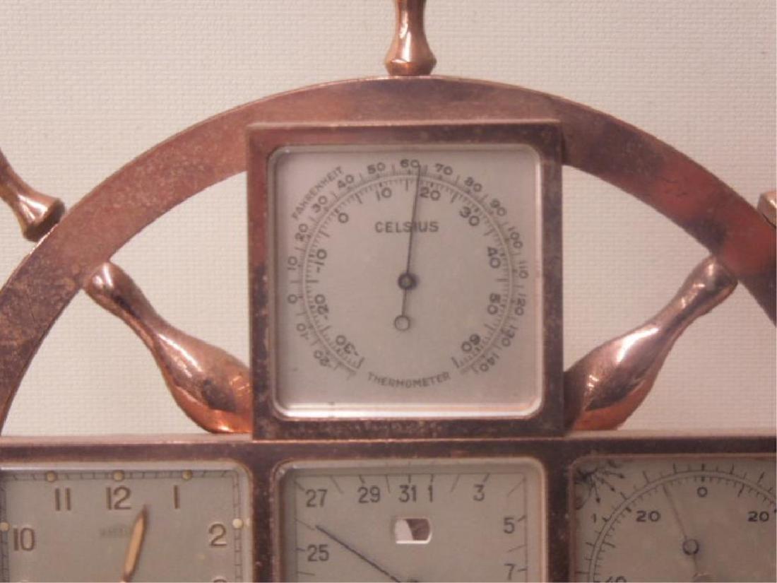 1940's Angelus Naveo Model Clock - 2