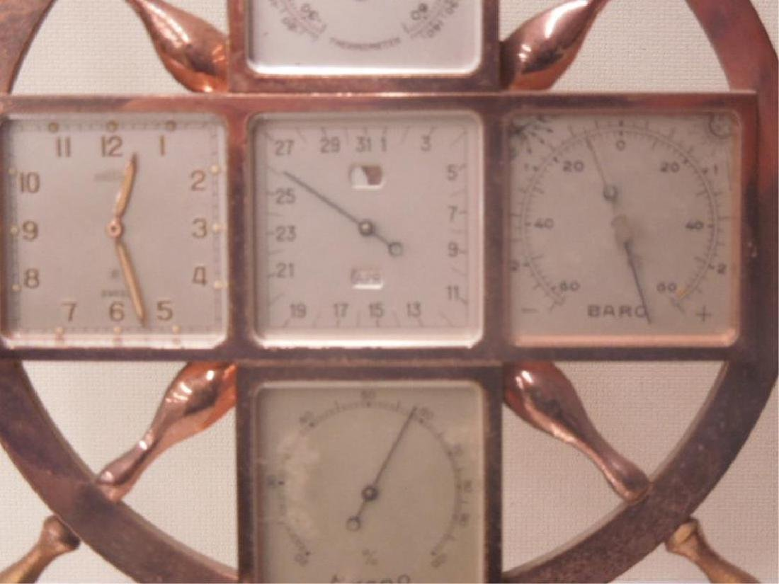 1940's Angelus Naveo Model Clock - 3